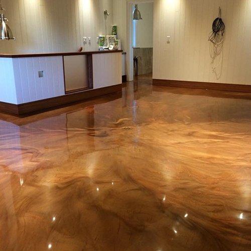 Metallic Epoxy Coating System Metallic Epoxy Coating Decorative Flooring