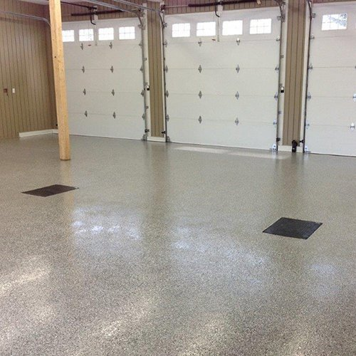 ECTR-FLAKE - FLAKE FILLED EPOXY COATING SYSTEM