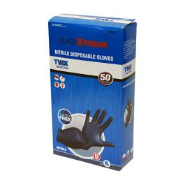NITRILE GLOVES XL (Box of 100)