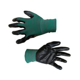 Polyester linear Nitrile Palm Coated Medium