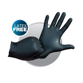 NITRILE GLOVES Large (Box of 100)