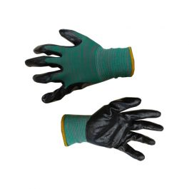 Polyester linear Nitrile Palm Coated Large