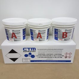 ECT-CR - CHEMICAL RESISTANT EPOXY COATING