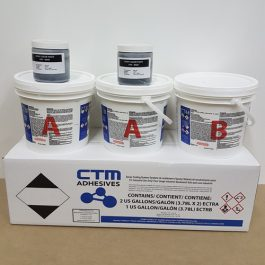 ECTR-LV - LOW VISCOSITY EPOXY COATING