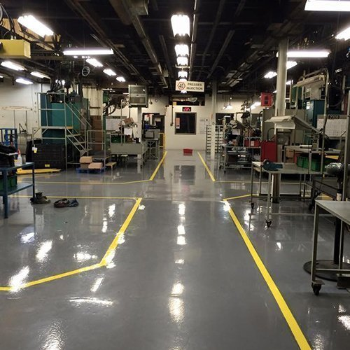 ECTR-MT - METALLIC EPOXY COATING