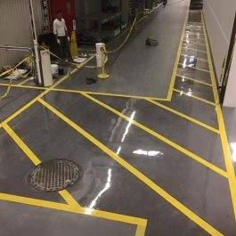 LECTR - SAFETY LINE EPOXY COATING