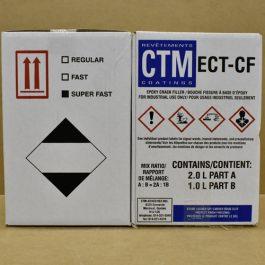 EPOXY CRACK FILLER - Super Fast Cure